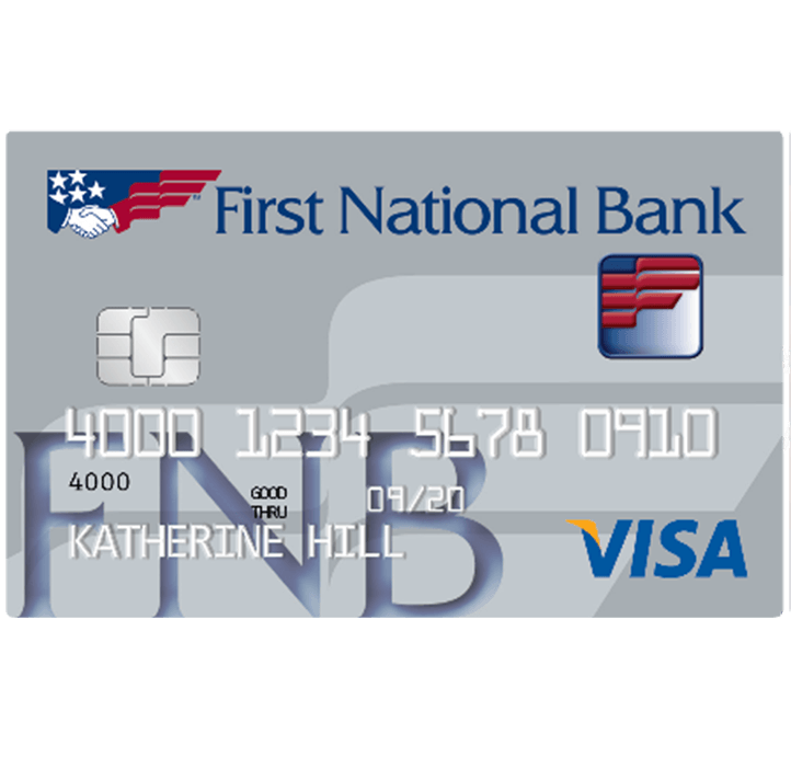 Debit Credit Cards First National Bank