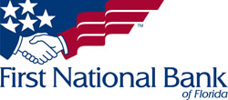 First National Bank of Florida Logo