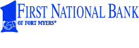 First National Bank of Fort Myers Logo