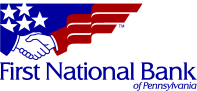 First National Bank of Pennsylvania Logo