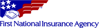 First National Insurance Agency Logo