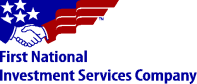 First National Investment Services Company Logo