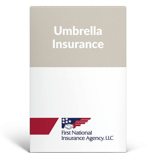 Umbrella Insurance box