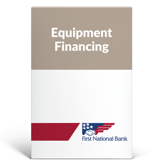 Equipment Financing box