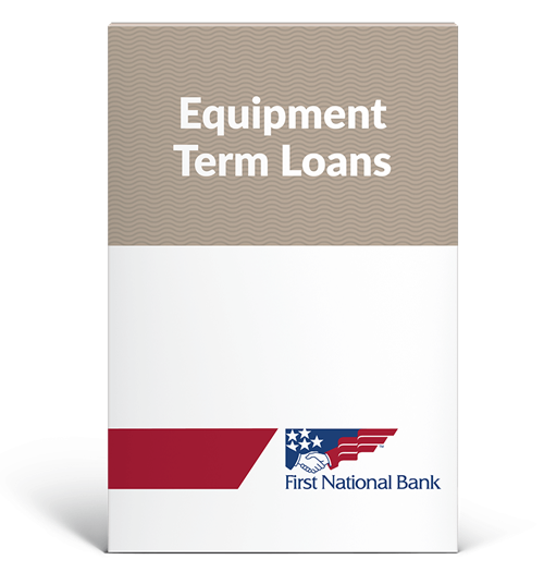 Equipment Term Loans box