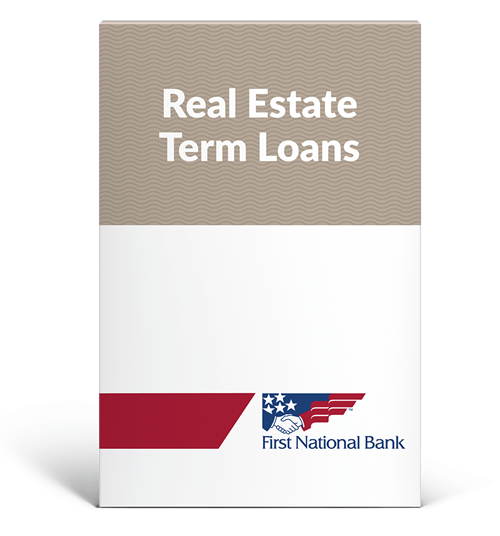 Real Estate Term Loans box