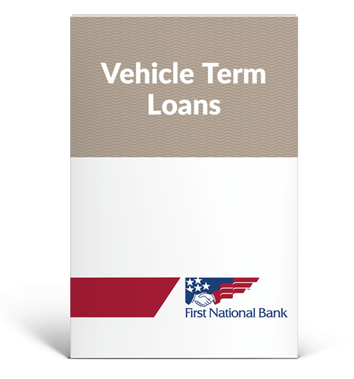 Vehicle term Loans box