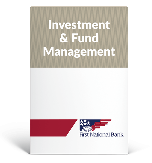 Investment & Fund Management box