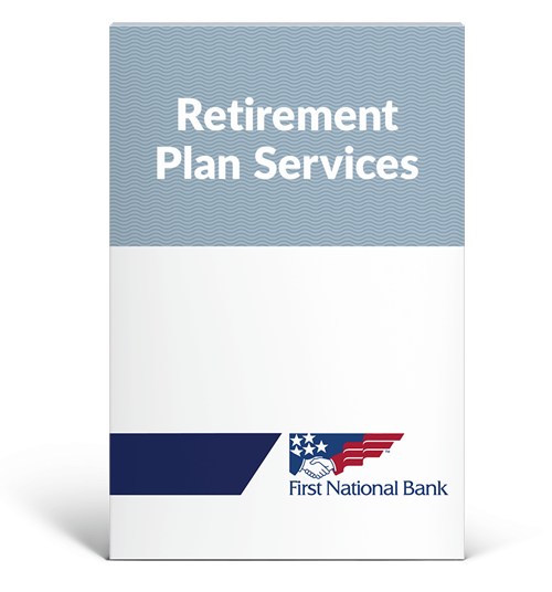 Retirement Plan Services box