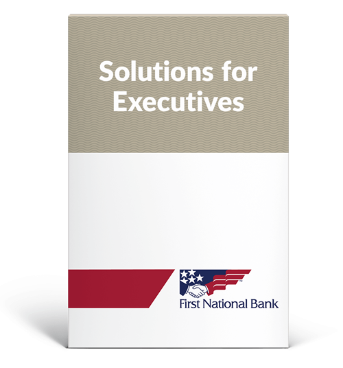 Solutions for Your Executives box