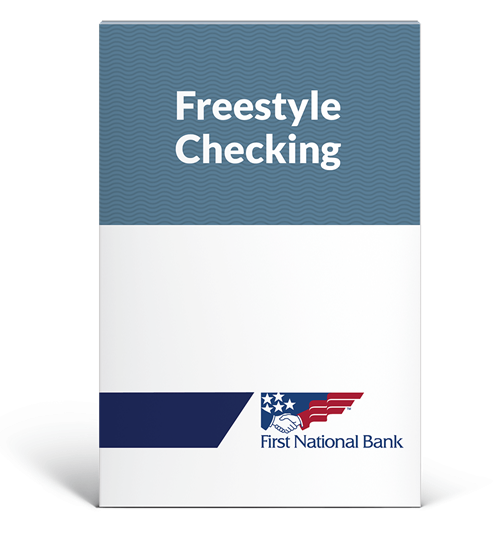 Freestyle Checking box