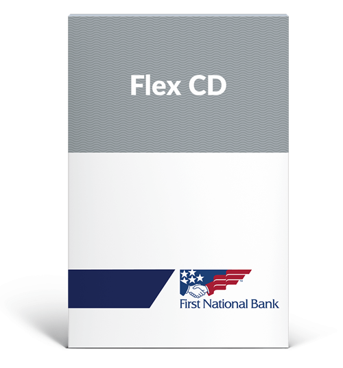 Flex CD box