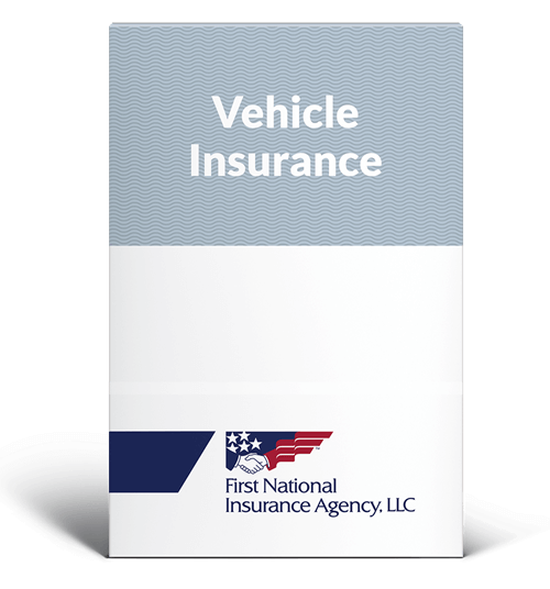 Vehicle Insurance box