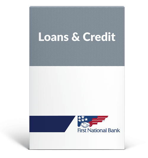 Loans and Credit box