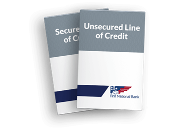 Lines of Credit boxes