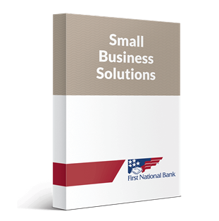 Small Business Solutions box