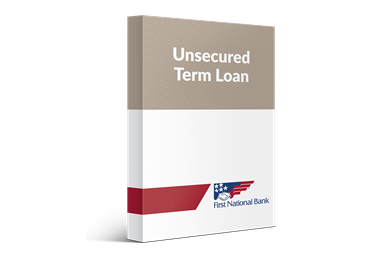 Unsecured Term Loan box