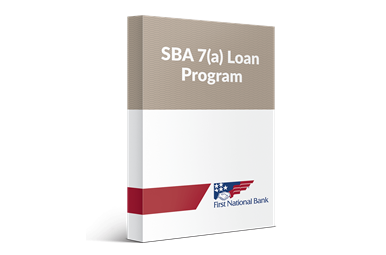 SBA 7(a) Loan Program