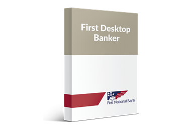 First Desktop Banker