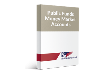 Public Funds Money Market Accounts
