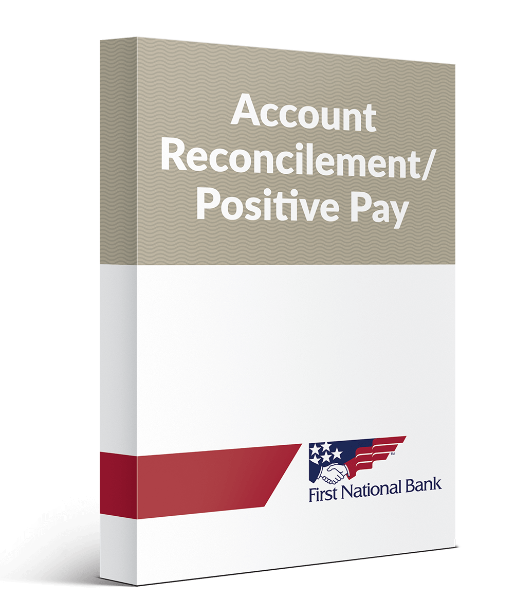 Account Reconcilement/Positive Pay