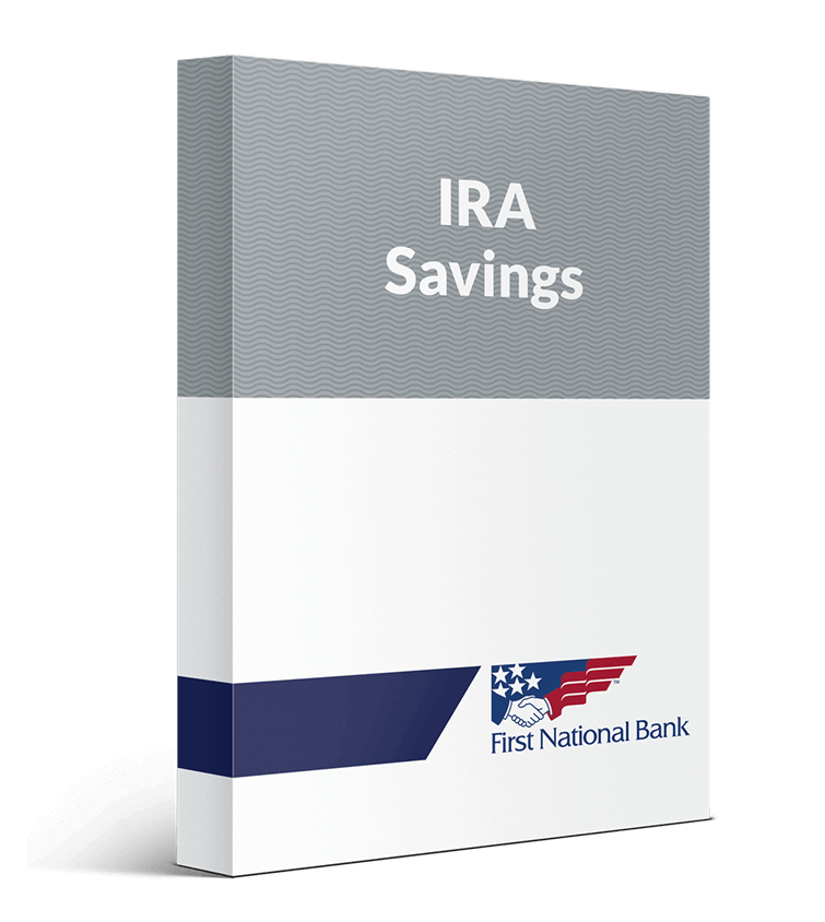 IRA Savings box