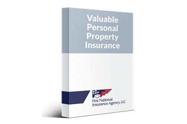 Valuable Personal Property Insurance box