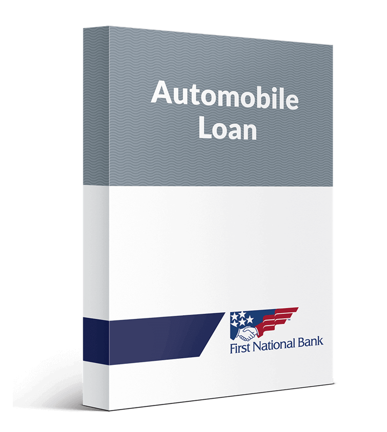 Automobile Loan box