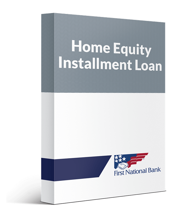 Home Equity Installment Loan box