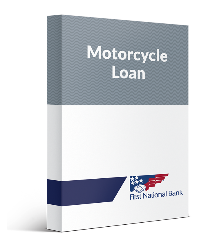 motorcycle loan box