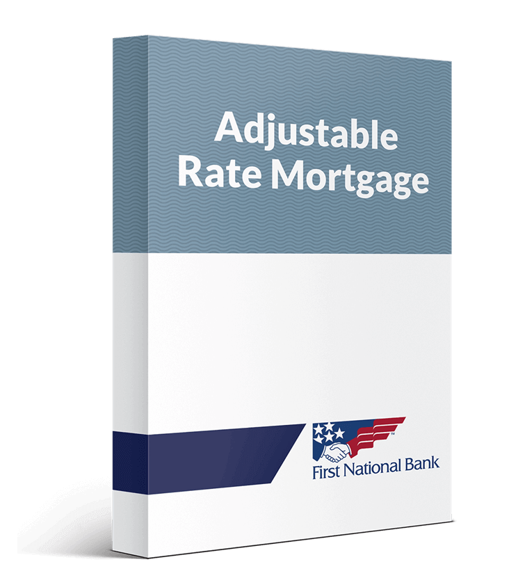 Adjustable Rate Mortgage box