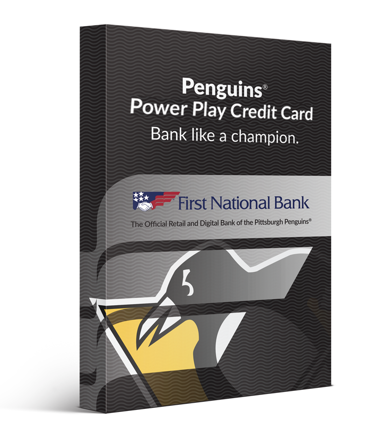 Penguins Credit Card