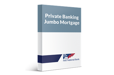 Private Banking Jumbo Mortgage
